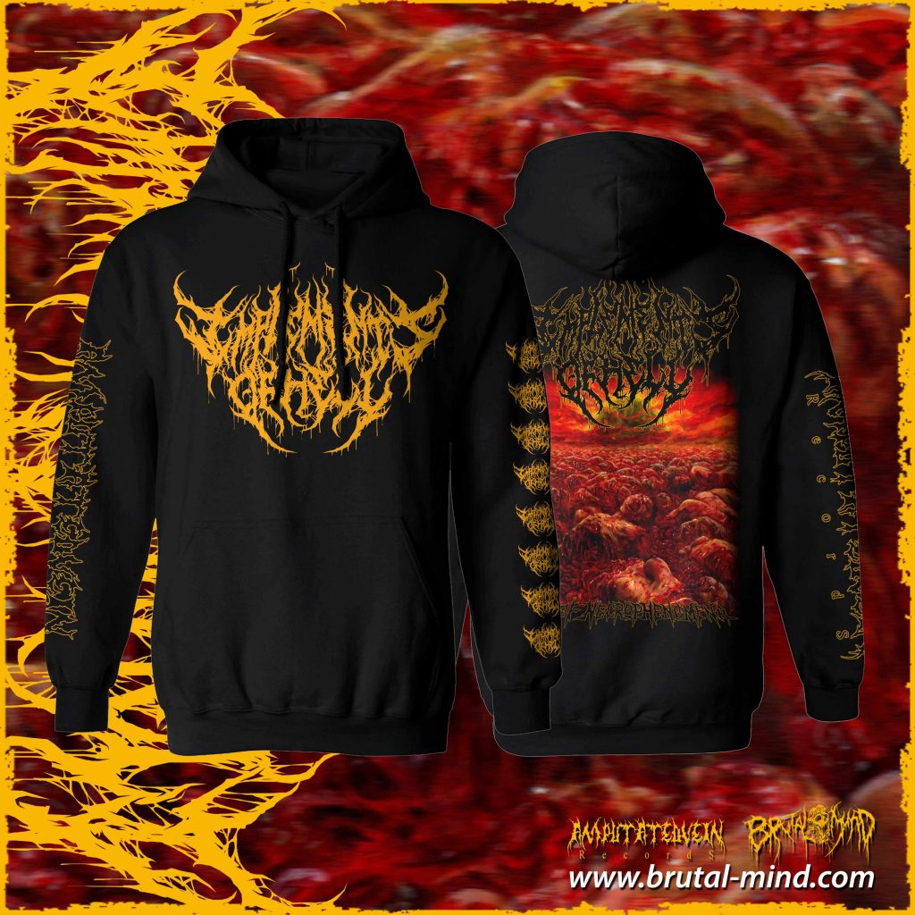 KREATOR-Past Life Trauma Thrash metal-Sodom-Sepultura,Hoodie-sizes:S to XXL