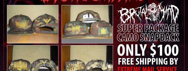Super Package Camo Snapback