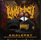 PRE ORDER – SNAPBACK – ANALEPSY – DEHUMANIZATION BY SUPREMACY