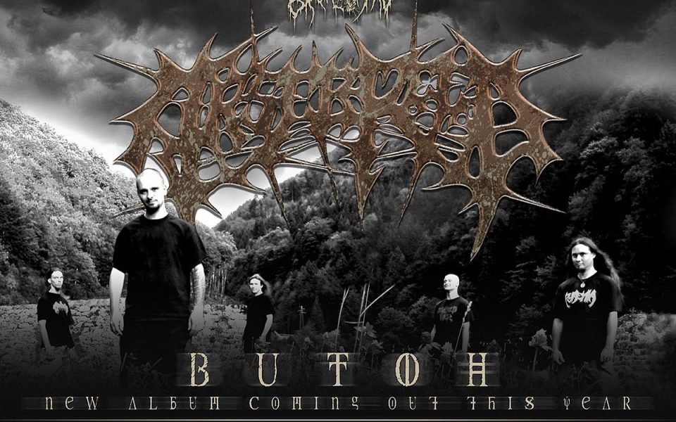 """ARSEBREED completed their new album titled """"BUTOH"""""""