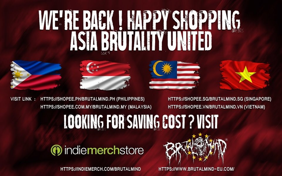 WE'RE BACK ! HAPPY SHOPPING